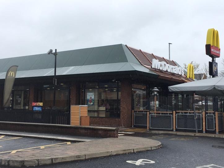 McDonalds restaurant Ballymena