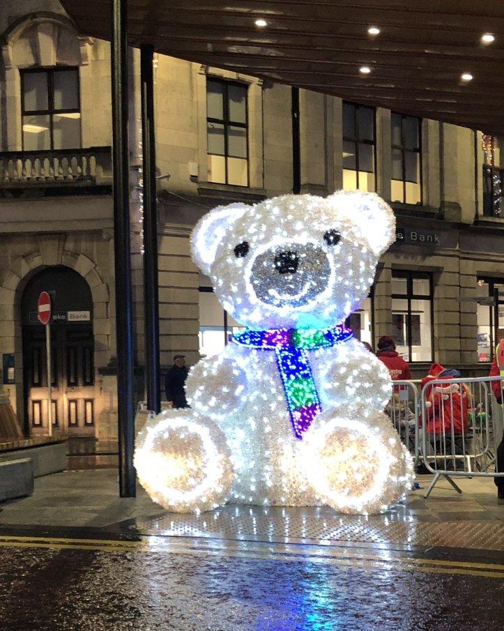 Bear at Broadway