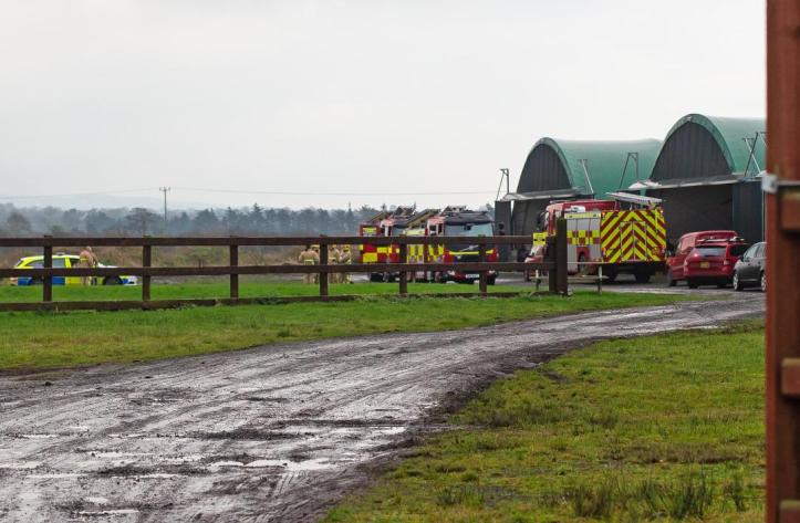 aghadowey plane crash 1