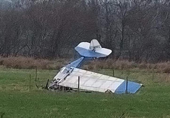 aghadowey plane crash 2