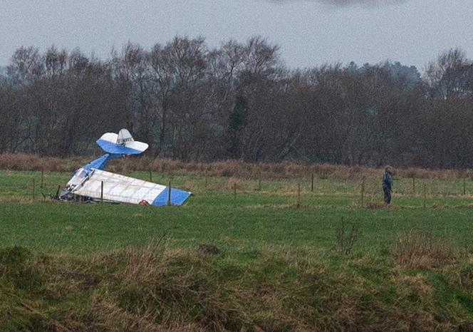 aghadowey plane crash 3