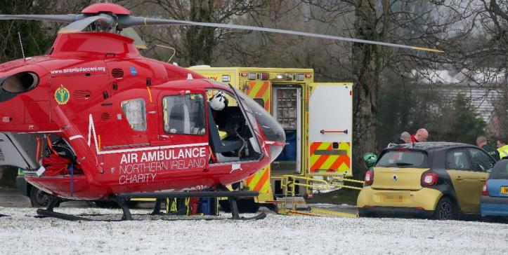 air ambulance ballymoney 3