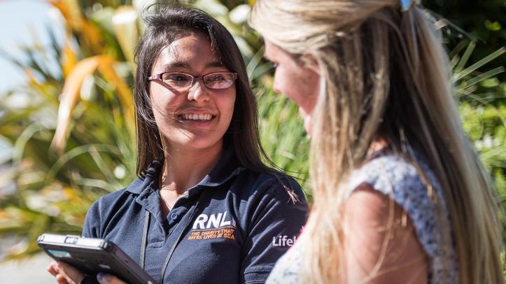 rnli face-to-face recruitment 2019 2
